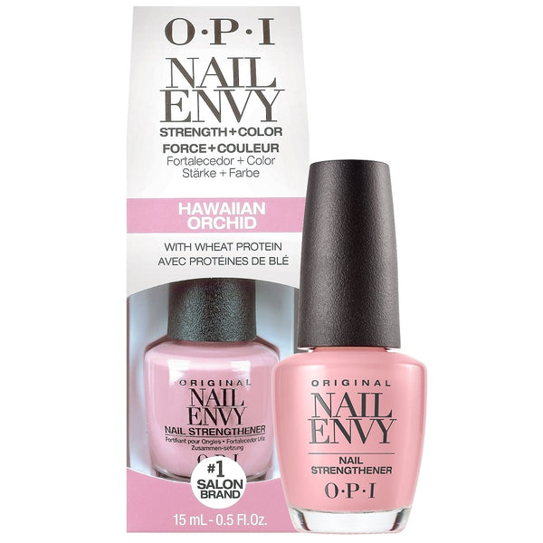 OPI Nail Envy Strength & Color Hawaiian Orchid 15ml