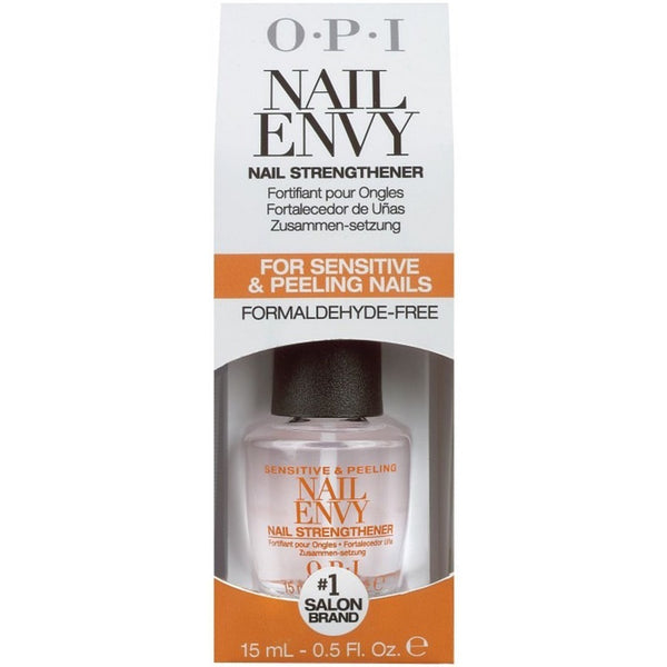 OPI Nail Envy Nail Strengthener Sensitive & Peeling 15ml