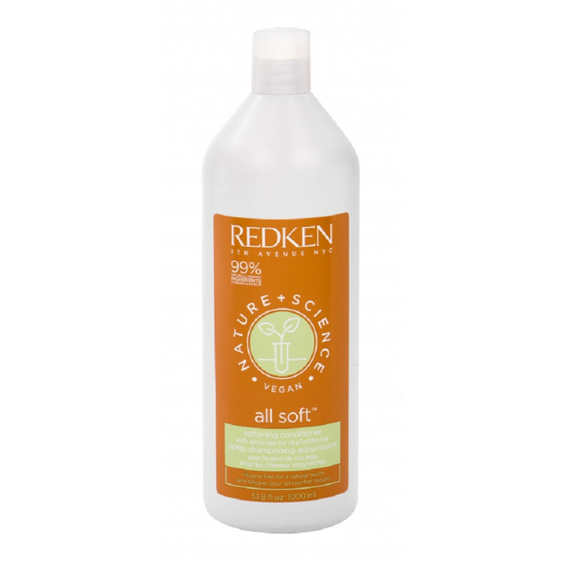 Redken Nature+Science Vegan All Soft Conditioner 1000ml