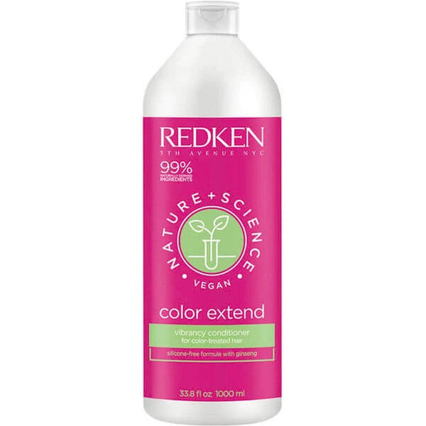 Redken Nature+Science Vegan Color Extend Conditioner 1000ml