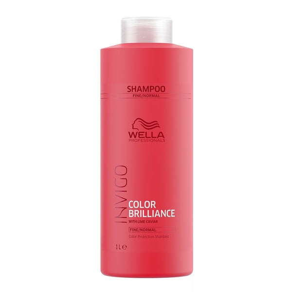 Wella Professionals Invigo Color Brilliance Shampoo Fine/Normal Hair 1000ml