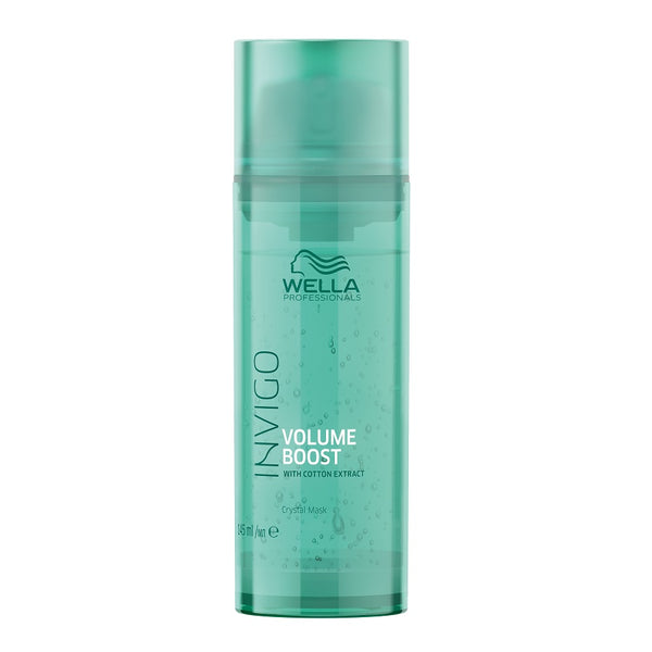 Wella Professionals Invigo Volume Boost Crystal Mask 145ml