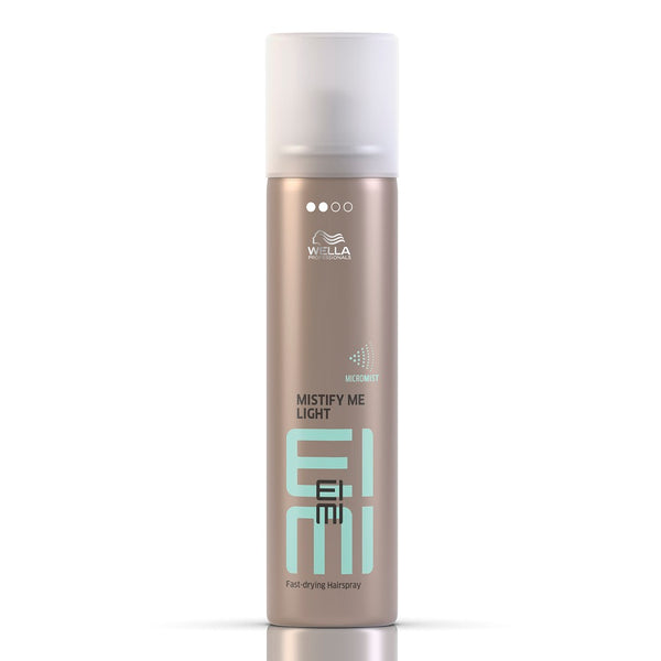 Wella Professionals Eimi Mistify Light Hair Spray 75ml