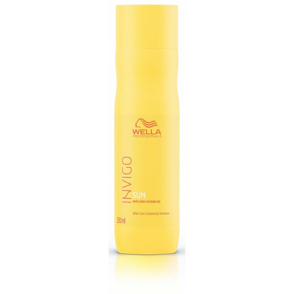 Wella Professionals Invigo Sun After Sun Cleansing Shampoo 250ml