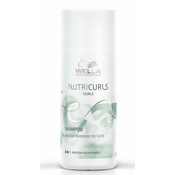 Wella Professionals Nutricurls Curls Shampoo 50ml