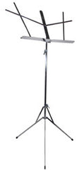 Hamilton KB400N Chrome Portable Music Stand