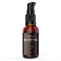 Beard Oil with Real Oud oil