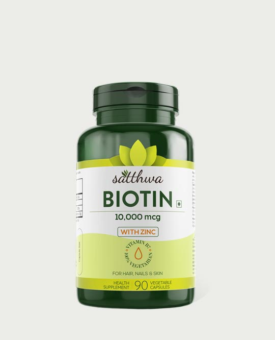 Biotin for Beard Growth