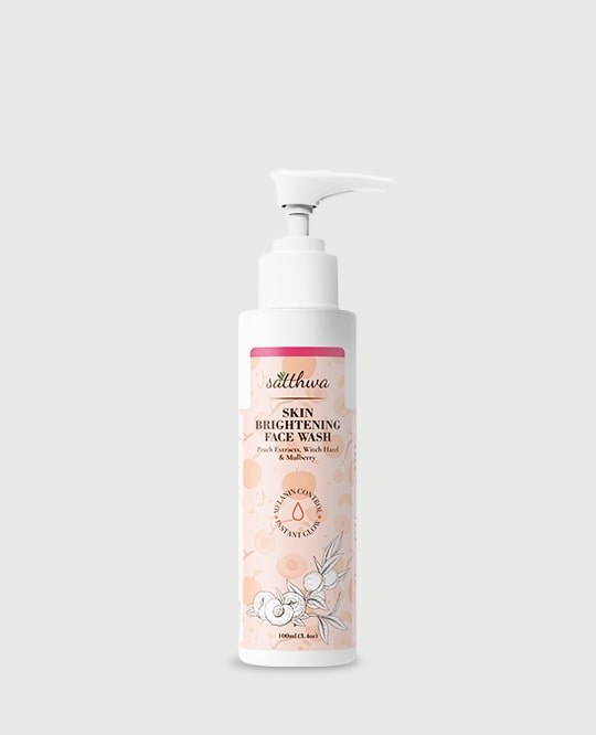Satthwa Skin Brightening Face Wash
