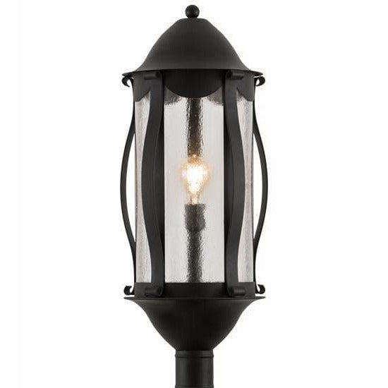 2nd Ave Lighting N/A Old Wrought Iron / Clear Seeded Glass / Glass Fabric Idalight Auvillar N/A By 2nd Ave Lighting 189656