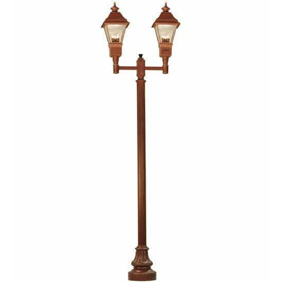 2nd Ave Lighting N/A Rustic Bronze / Clear Seeded Glass Carefree N/A By 2nd Ave Lighting 136361