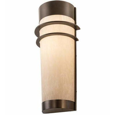 2nd Ave Lighting One Light Exterior Oil Rubbed Bronze / Fleshtone Idalight Cilindro One Light By 2nd Ave Lighting 201392