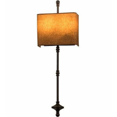 2nd Ave Lighting One Light Classic Rust / Textrene Oiled Kraft Muirfield One Light By 2nd Ave Lighting 198390