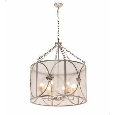 2nd Ave Lighting Pendants Light Sandstone / Rainstone Idalight / Acrylic Penelope Pendant By 2nd Ave Lighting 200430