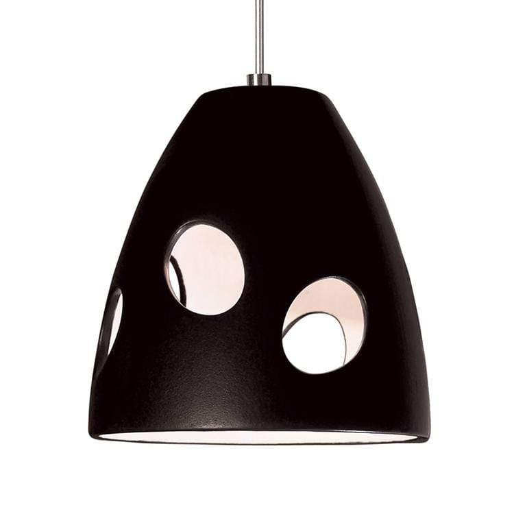 A19 Mini Pendants Milano Mini Pendant Studio Collection by A19 Lighting LVMP16-MB