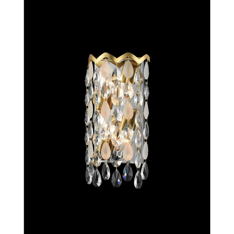 Allegri by Kalco Lighting Wall Sconces Antique Brass / Firenze Caretta 8 Inch ADA Wall Sconce From Allegri by Kalco Lighting 035920