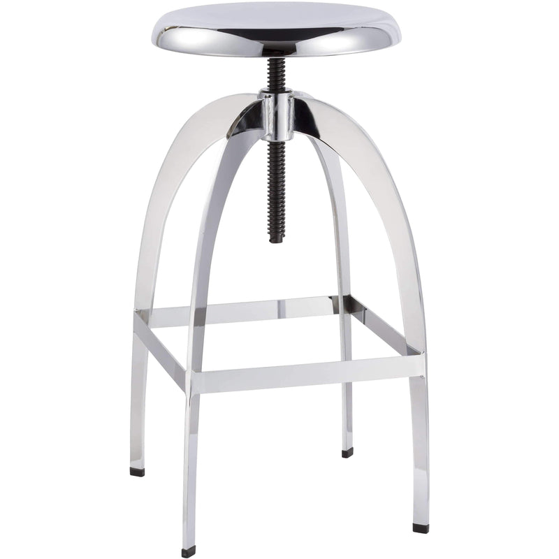 Bromi Design Bar Stools Chrome / Steel Bromi Design Graham Barstool By Bromi Design BF3001
