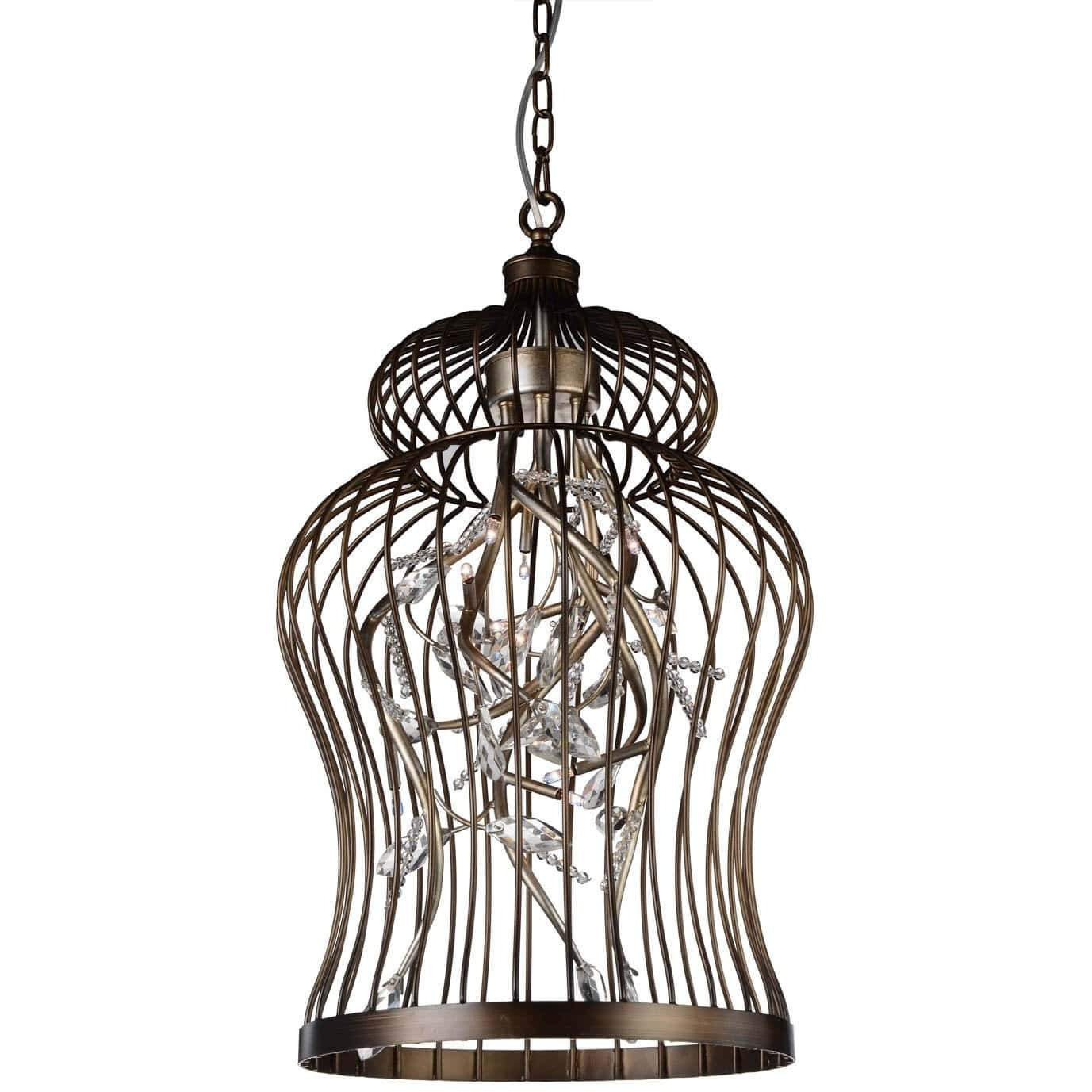 CWI Lighting Chandeliers Antique Gold Molus 9 Light Down Chandelier with Antique Gold finish by CWI Lighting 9887P16-9-182