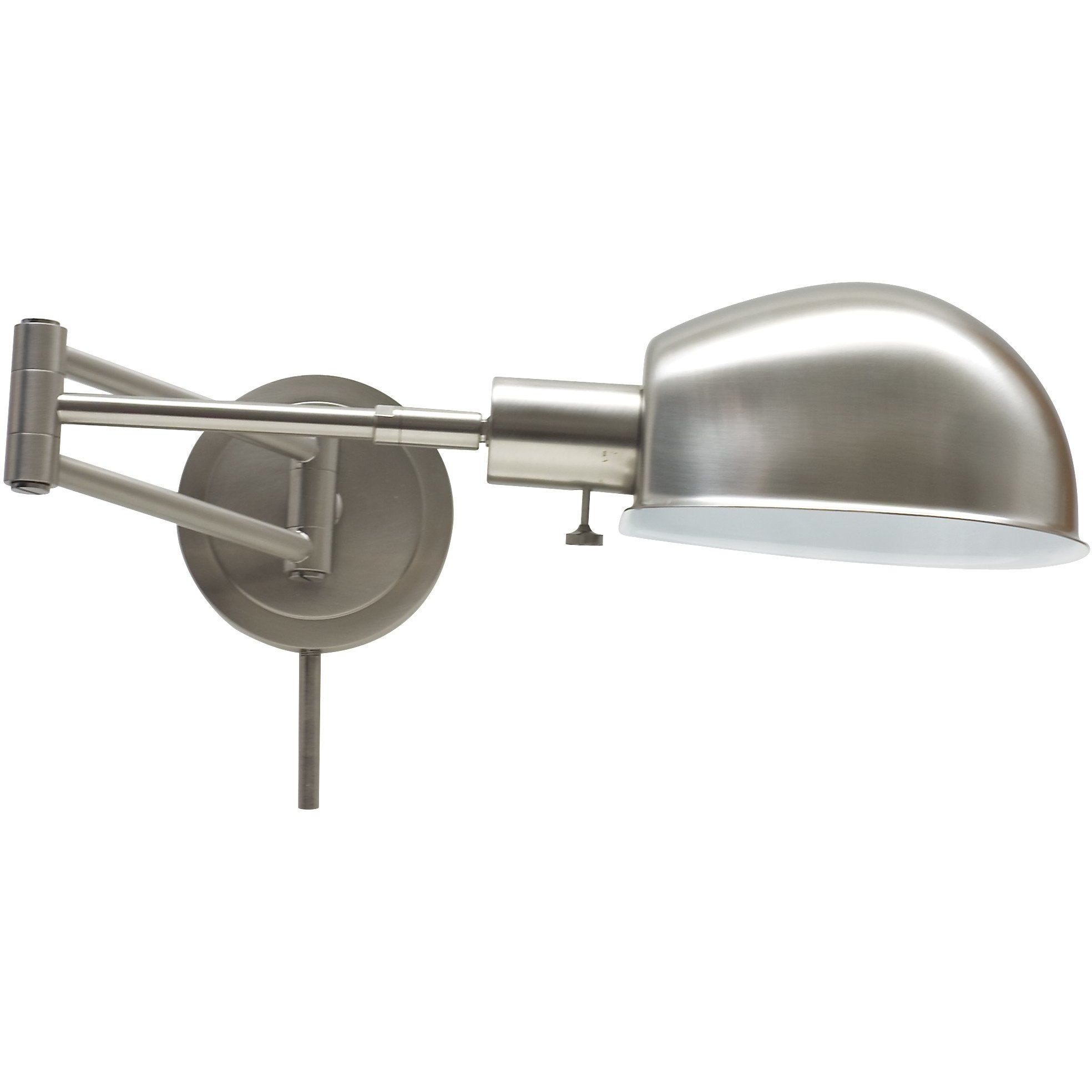House Of Troy Wall Lamps Addison Pharmacy Wall Lamp by House Of Troy AD425-SN