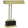 House Of Troy Desk Lamps Battery Operated LED Piano Lamp by House Of Troy BPLED200-617