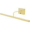 House Of Troy Picture Lights Battery Operated Slim-Line LED Picture Light by House Of Troy BSLED24-51