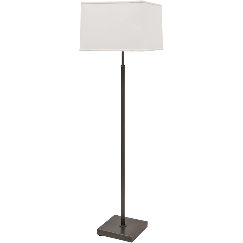 House Of Troy Floor Lamps Burke Floor Lamp by House Of Troy BU200-OB