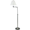 House Of Troy Floor Lamps Club Adjustable Swing Arm Floor Lamp by House Of Troy CL200-AS
