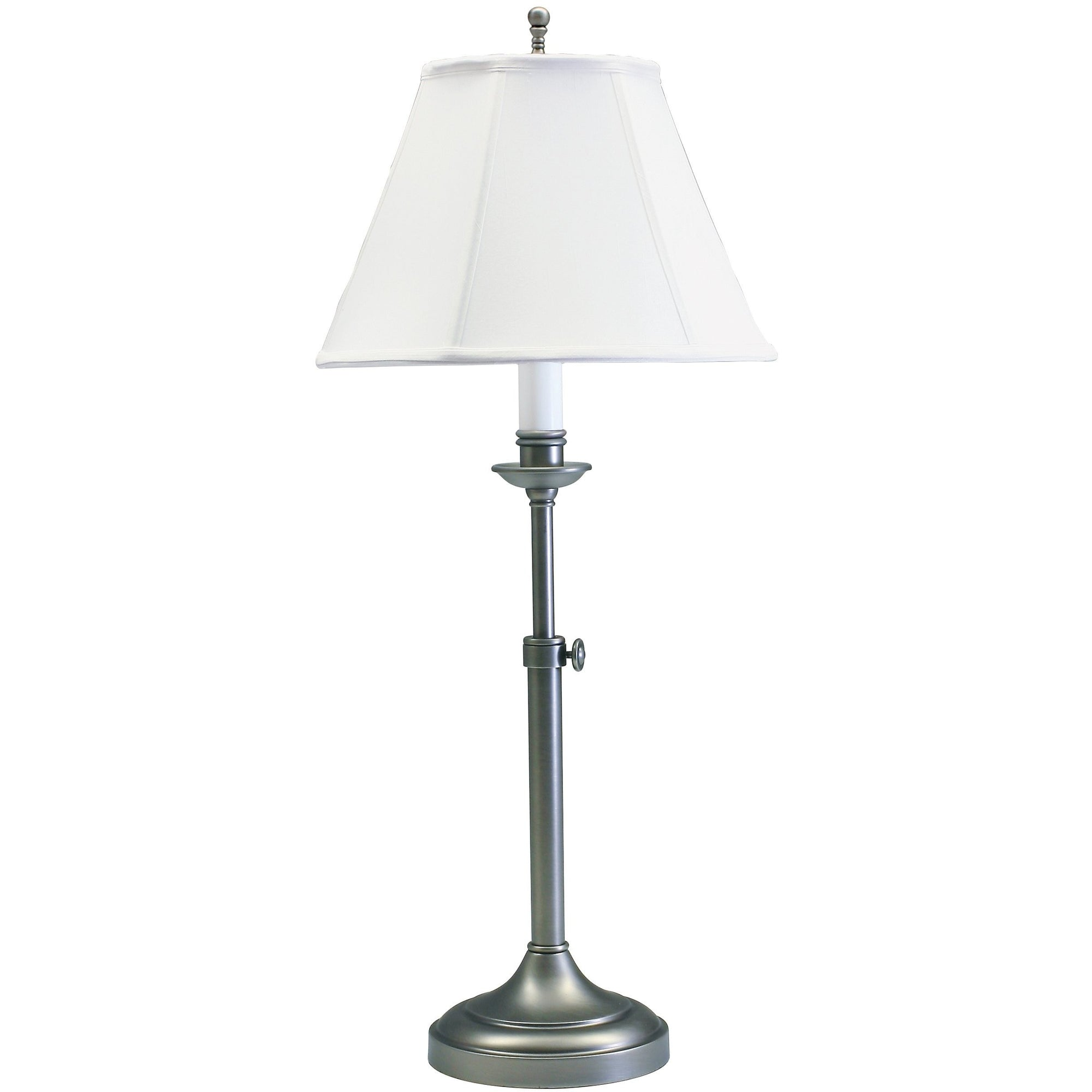 House Of Troy Table Lamps Club Adjustable Table Lamp by House Of Troy CL250-AS