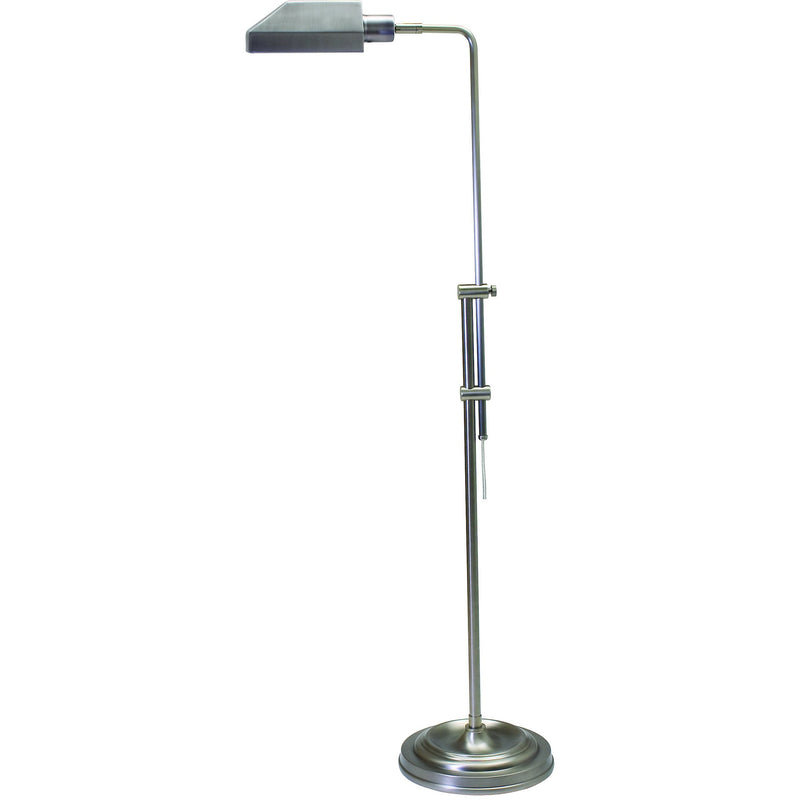 House Of Troy Floor Lamps Coach Adjustable Pharmacy Floor Lamp by House Of Troy CH825-AS