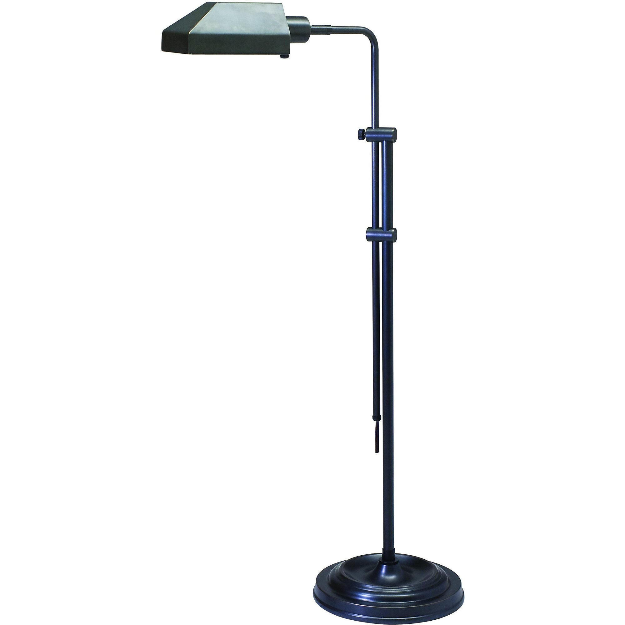 House Of Troy Floor Lamps Coach Adjustable Pharmacy Floor Lamp by House Of Troy CH825-OB