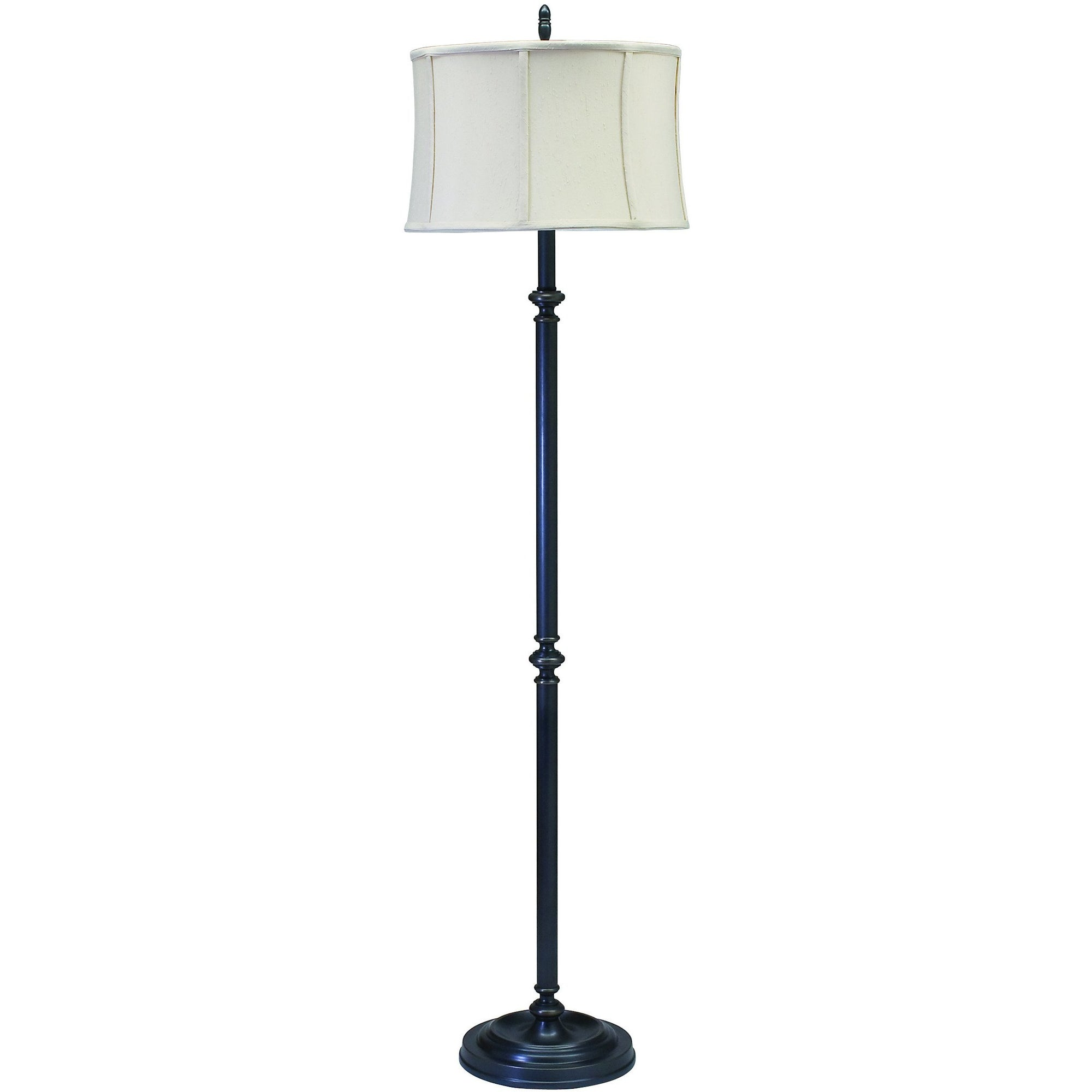 House Of Troy Floor Lamps Coach Floor Lamp by House Of Troy CH800-OB