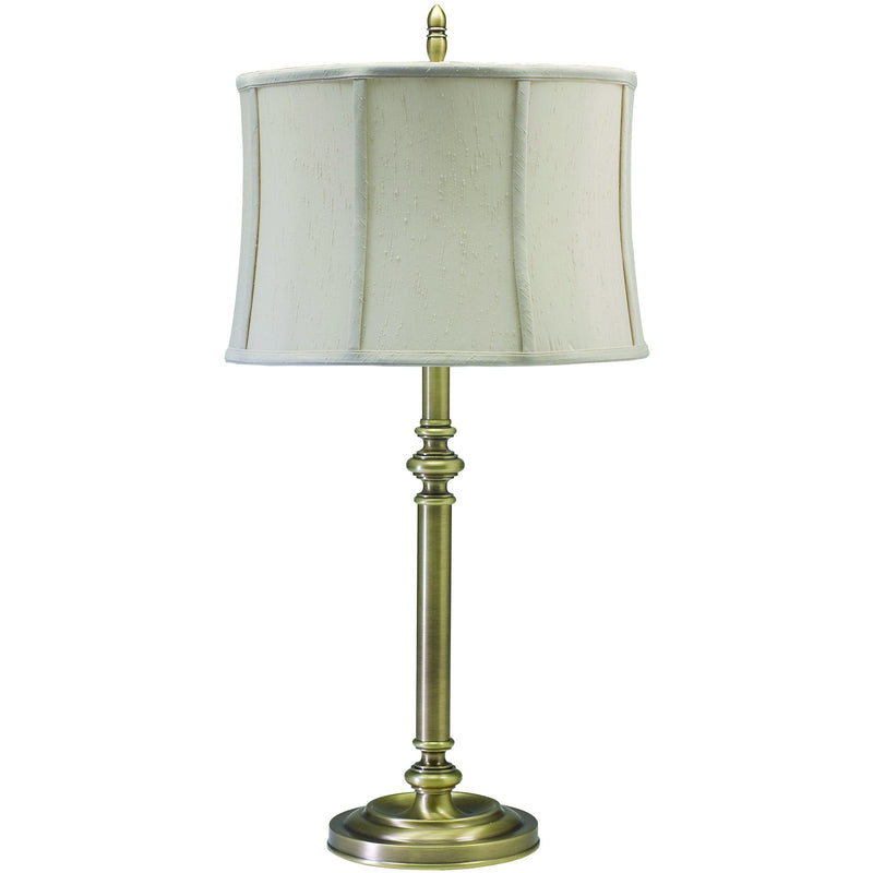 House Of Troy Table Lamps Coach Table Lamp by House Of Troy CH850-AB