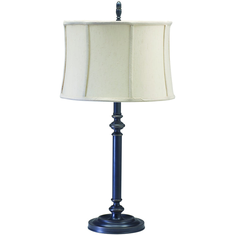 House Of Troy Table Lamps Coach Table Lamp by House Of Troy CH850-OB