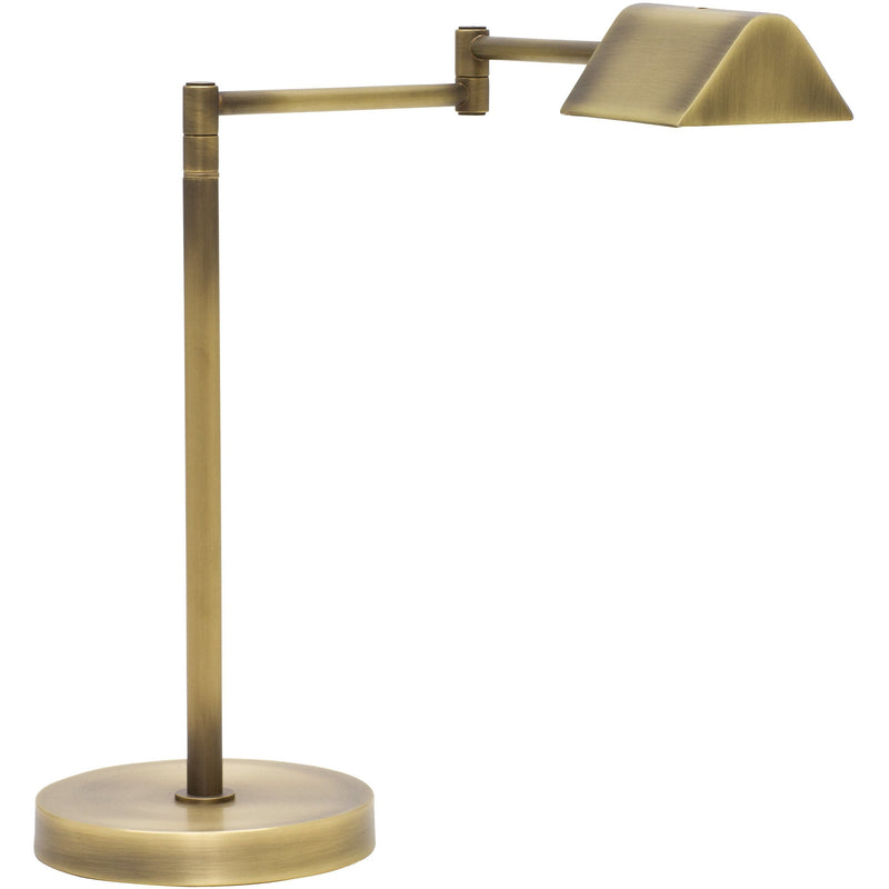 House Of Troy Table Lamps Delta LED Task Table Lamp by House Of Troy D150-AB