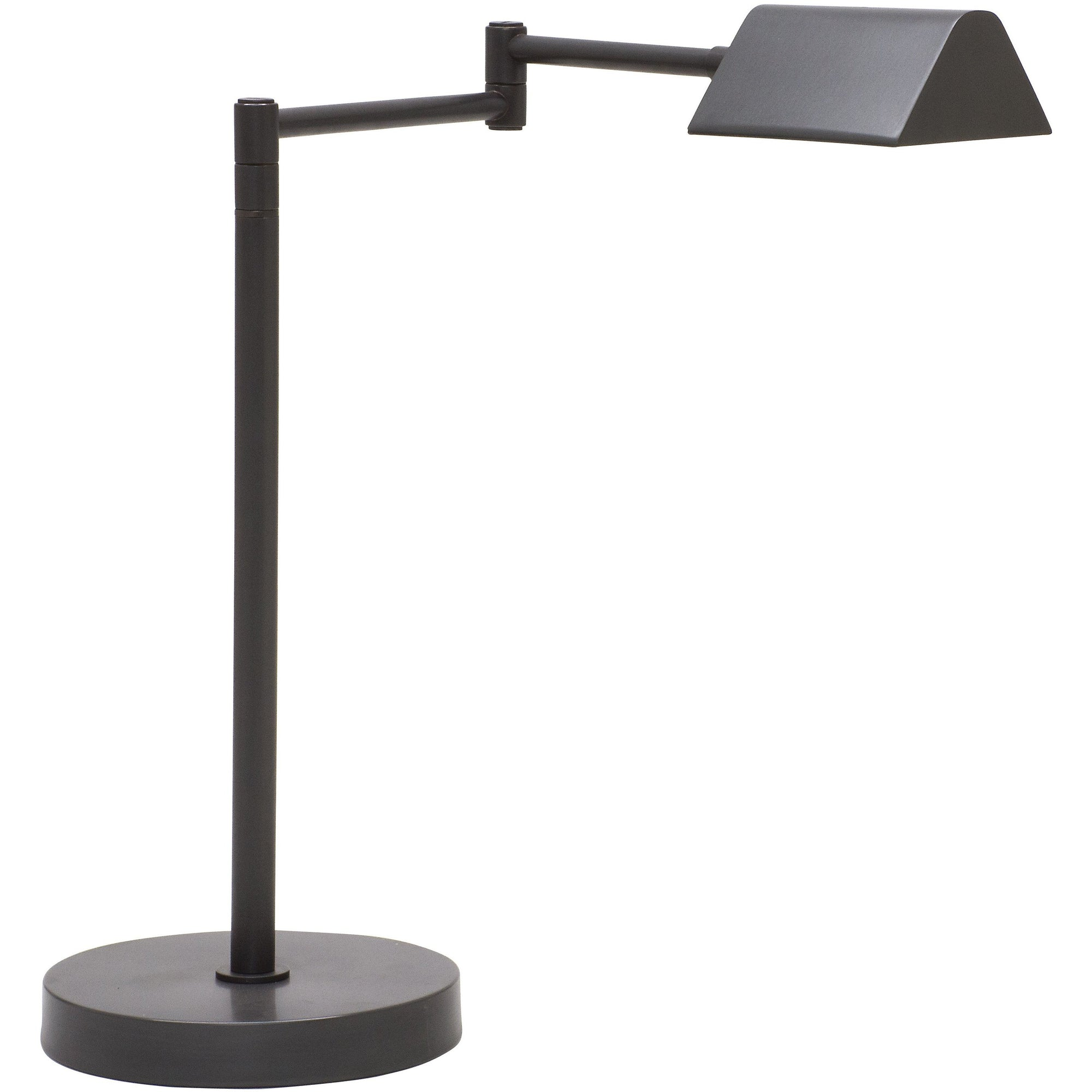 House Of Troy Table Lamps Delta LED Task Table Lamp by House Of Troy D150-OB