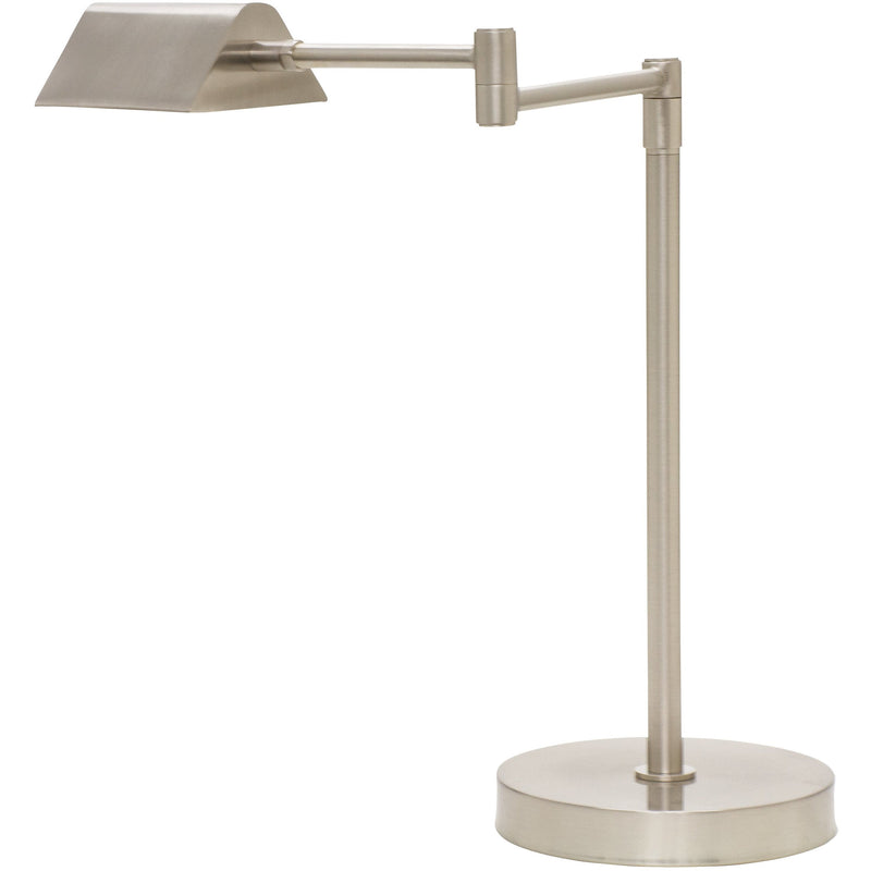 House Of Troy Table Lamps Delta LED Task Table Lamp by House Of Troy D150-SN