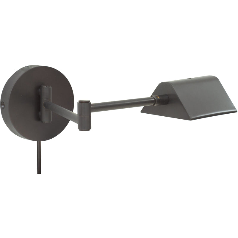 House Of Troy Wall Lamps Delta LED Task Wall Lamp by House Of Troy D175-OB