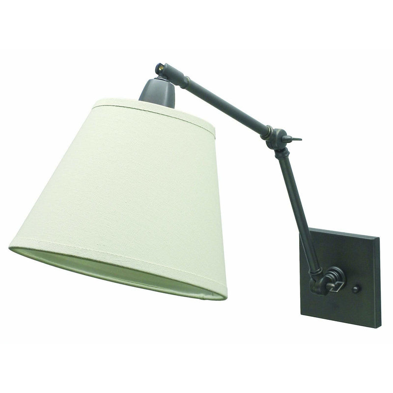 House Of Troy Wall Lamps Direct Wire Library Lamp by House Of Troy DL20-OB