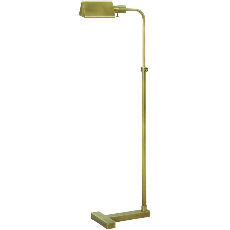 House Of Troy Floor Lamps Fairfax Adjustable Pharmacy Floor Lamp by House Of Troy F100-AB