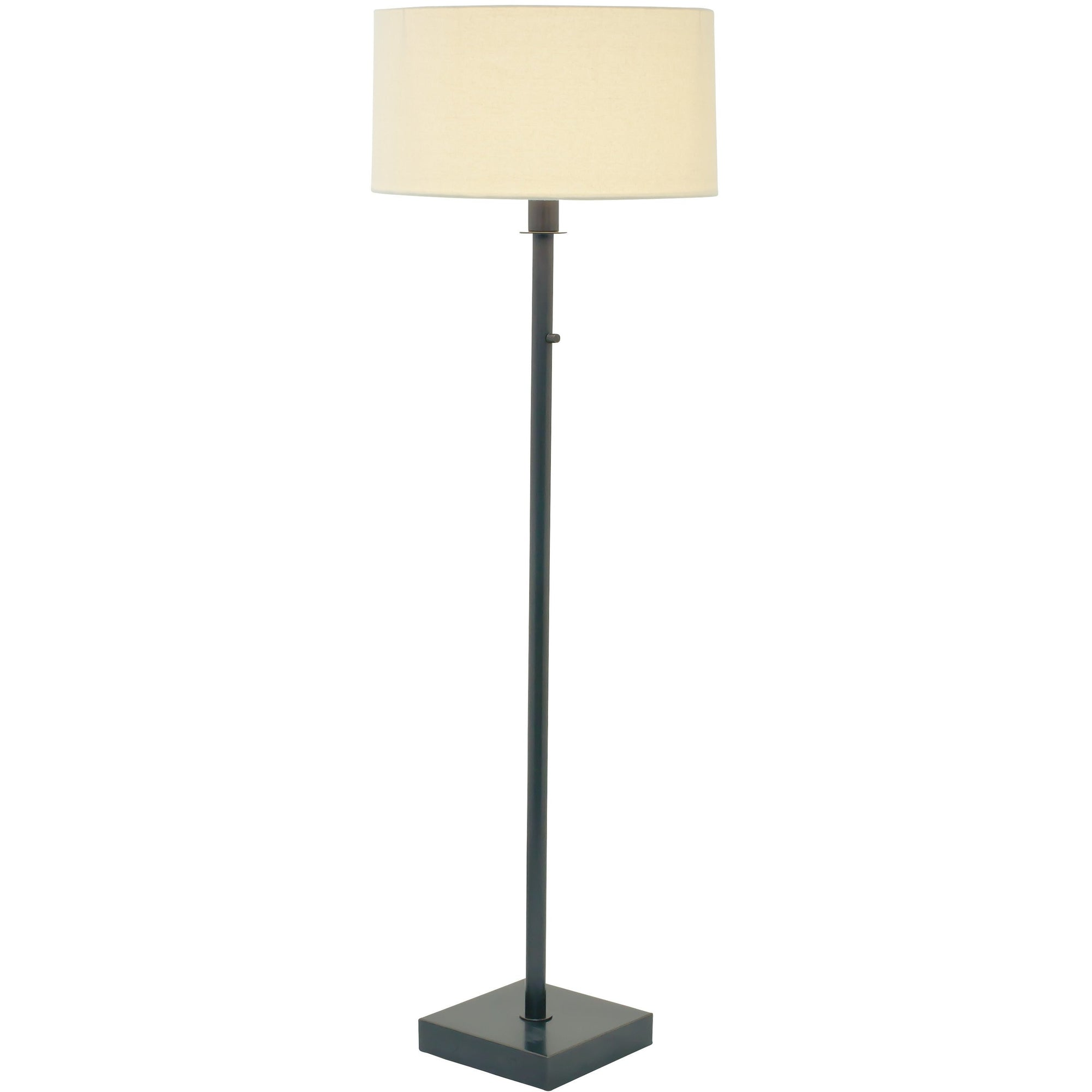 House Of Troy Floor Lamps Franklin Floor Lamp with Full Range Dimmer by House Of Troy FR700-OB