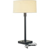 House Of Troy Table Lamps Franklin Table Lamp with Full Range Dimmer and USB Port by House Of Troy FR750-OB