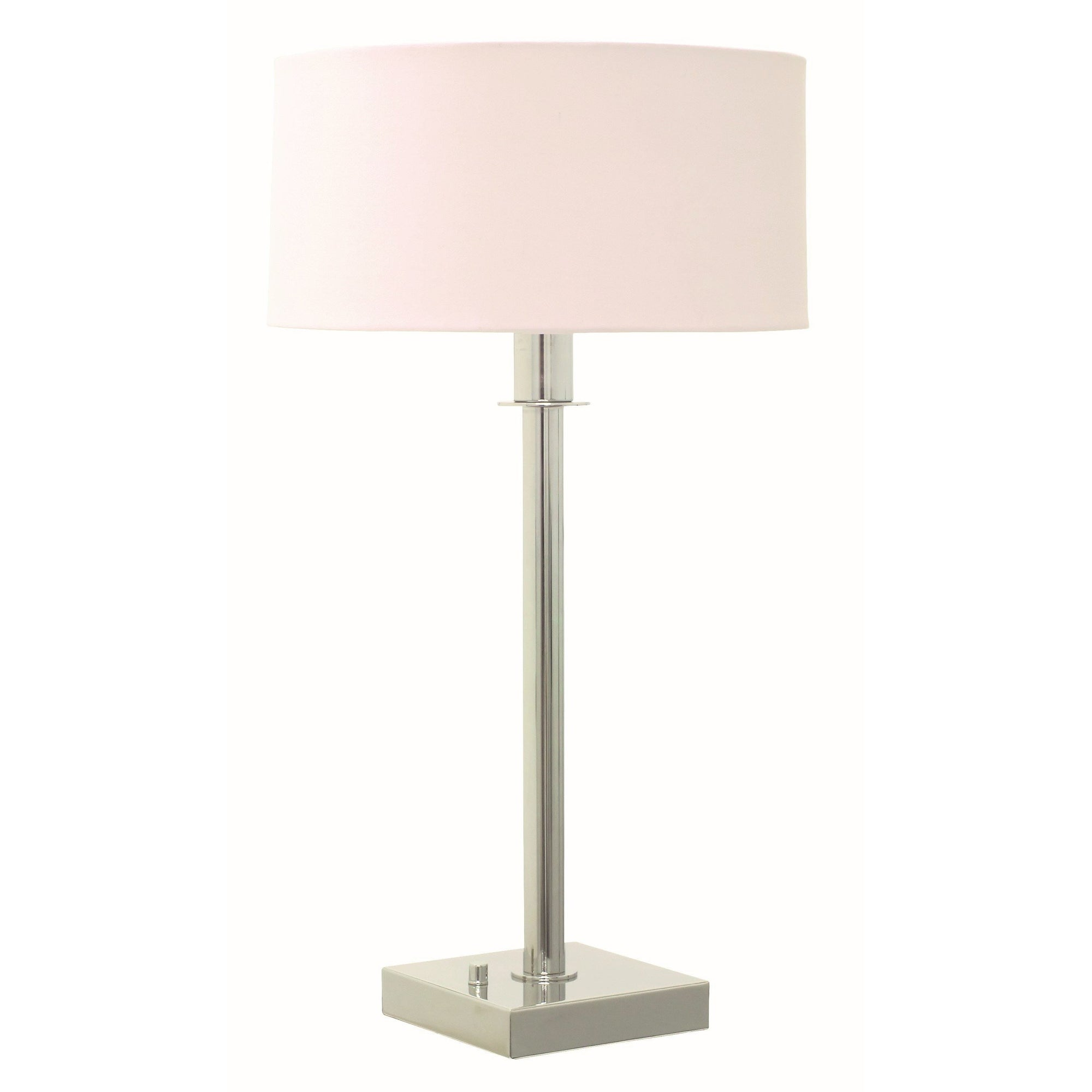 House Of Troy Table Lamps Franklin Table Lamp with Full Range Dimmer and USB Port by House Of Troy FR750-PN