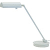House Of Troy Table Lamps Generation Adjustable Halogen Pharmacy Desk Lamp by House Of Troy G150-WT