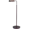House Of Troy Floor Lamps Generation Adjustable Halogen Pharmacy Floor Lamp by House Of Troy G100-CHB