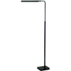 House Of Troy Floor Lamps Generation Adjustable LED Floor Lamp by House Of Troy G300-BLK