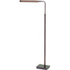 House Of Troy Floor Lamps Generation Adjustable LED Floor Lamp by House Of Troy G300-CHB