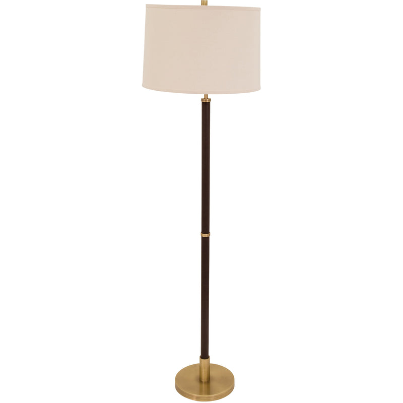 House Of Troy Floor Lamps Hardwick Six Way Floor Lamp by House Of Troy H503-AB