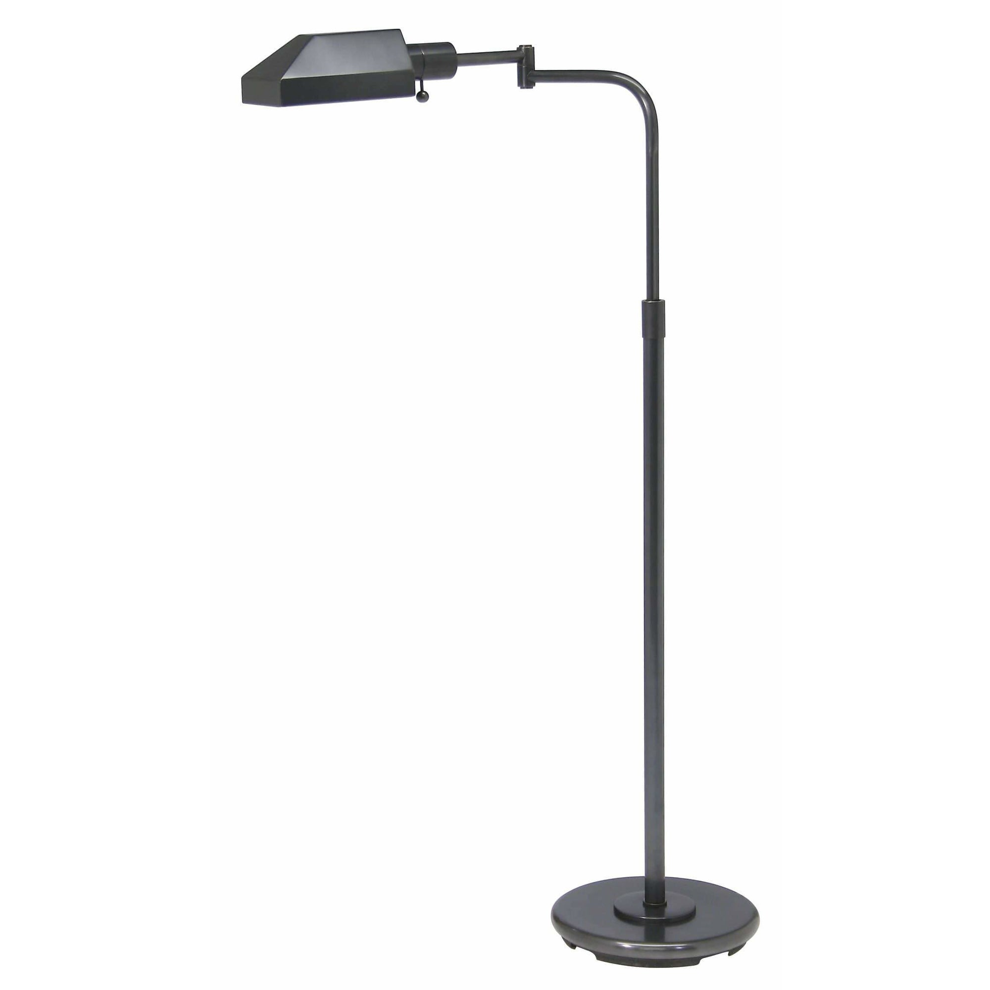 House Of Troy Floor Lamps Home Office Adjustable Pharmacy Floor Lamp by House Of Troy PH100-91-J