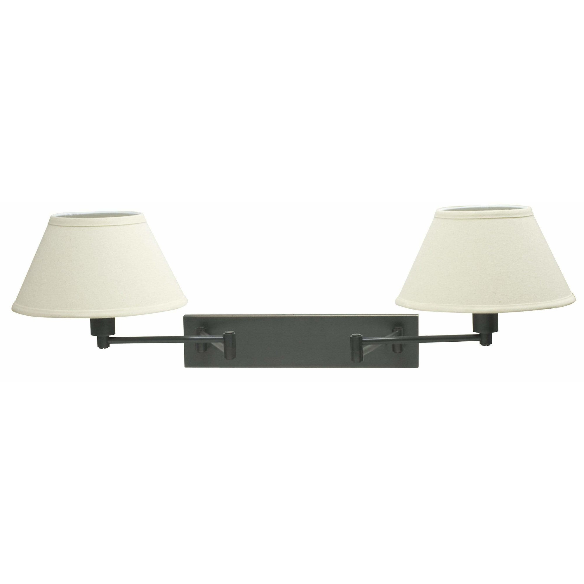 House Of Troy Wall Lamps Home Office Pharmacy Swing Arm Wall Lamp by House Of Troy WS14-2-91
