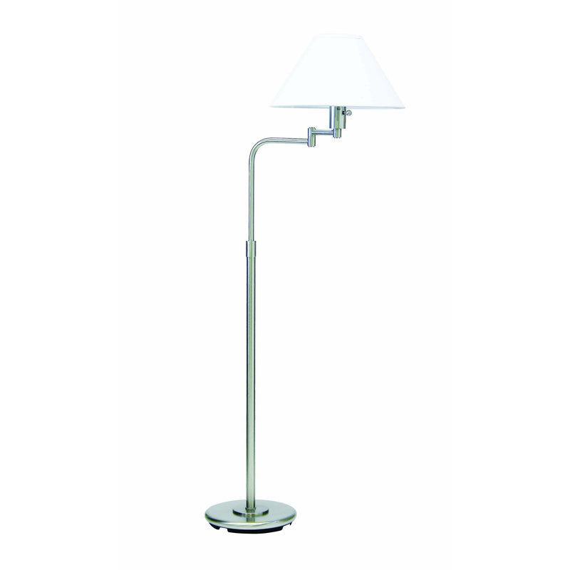 House Of Troy Floor Lamps Home Office Swing Arm Floor Lamp by House Of Troy PH101-52
